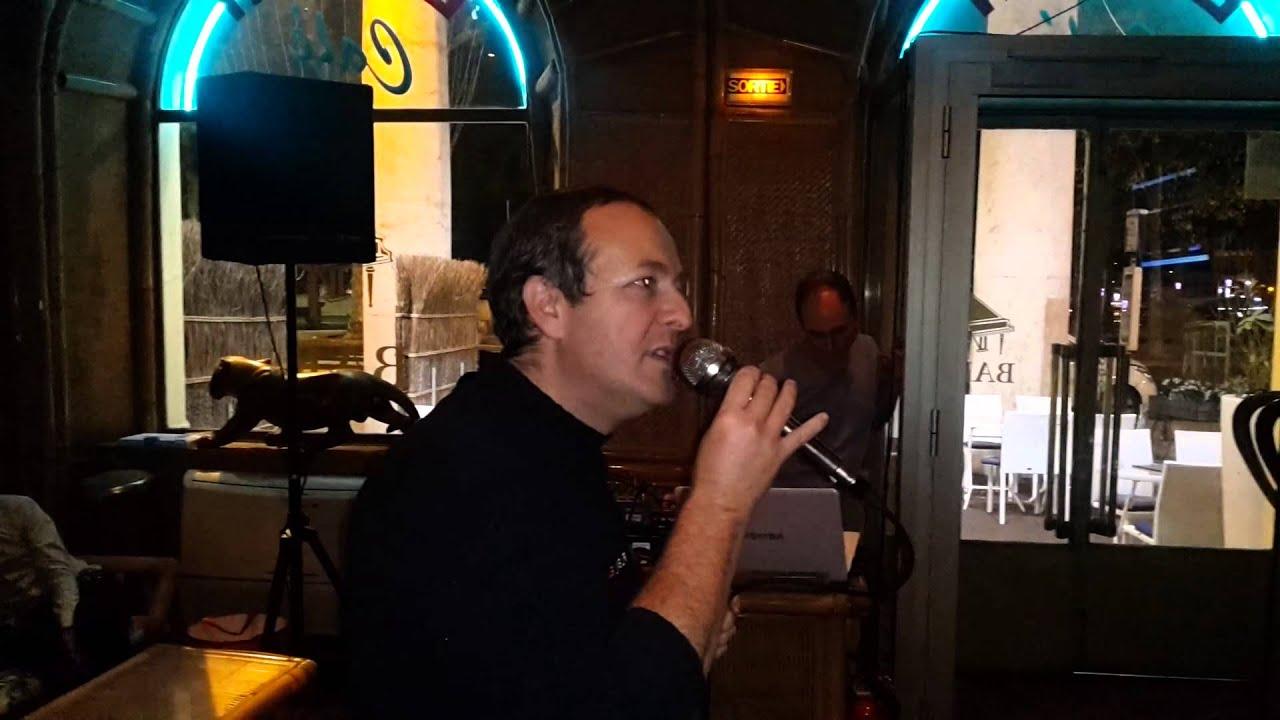 Fred les murs porteurs 23 11 2014 reallity karaoke le priv du vieux port - Youtube les murs porteurs ...