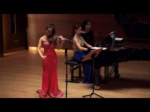"""Verena Chen - Tchaikovsky """"Souvenir d'un lieu cher"""" - Melodie (3)"""