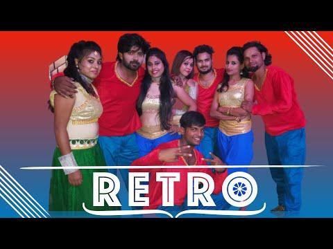 Telugu Old Heros Songs Dance,Performance In Romoji Filim City