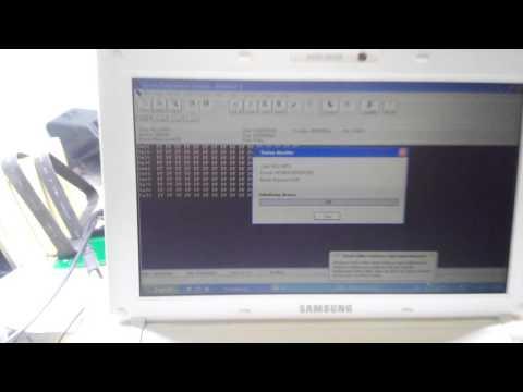 Kendi üretimimiz Motorola MC68HC705 Adaptor