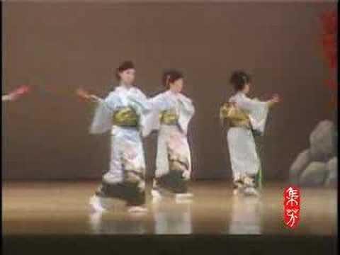 集芳日本舞踊 虹之花
