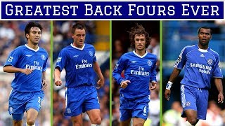 7 Greatest Back Fours of All Time