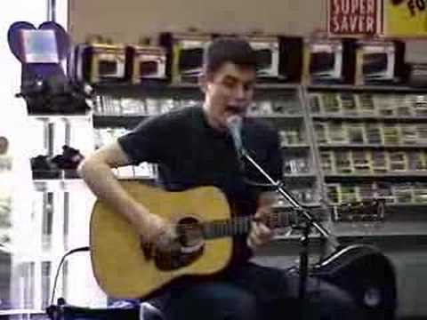 Not Myself [ acoustic ] - John Mayer
