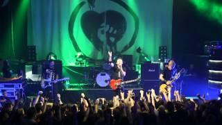 Repeat youtube video Rise Against  - Help Is On The Way  (play for dream) (live in Minsk, 01-07-15)