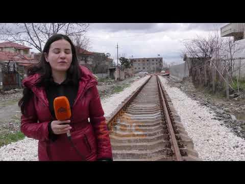 Nis rikonstruksioni i hekurudhës Fier - Vlorë | ABC News Albania