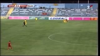 Montenegro U21   Romania 21 - 2. half