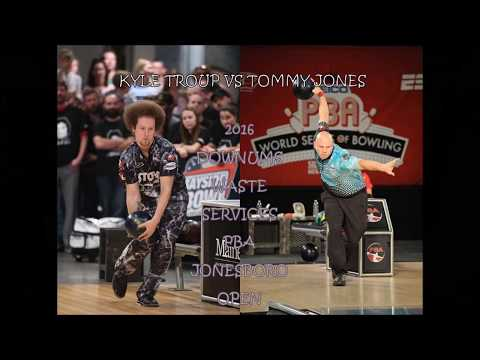 Kyle Troup VS Tommy Jones (Ultimate Games)