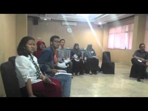 Workshop Public Speaking College (PSC) Palembang 2015
