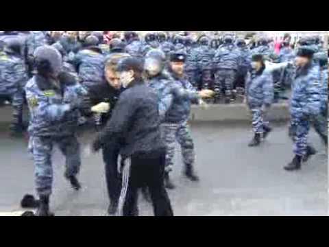 A.C.A.B. Russian OMON against children).
