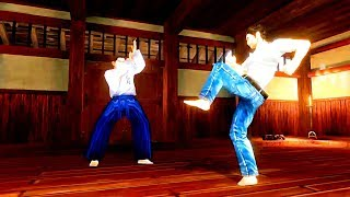 SHENMUE REMASTER - Combat and Mini Games Trailer | PS4 Xbox One PC