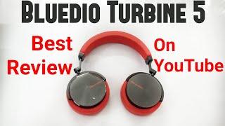 Bluedio Turbine 5 - Best Review on YouTube !!