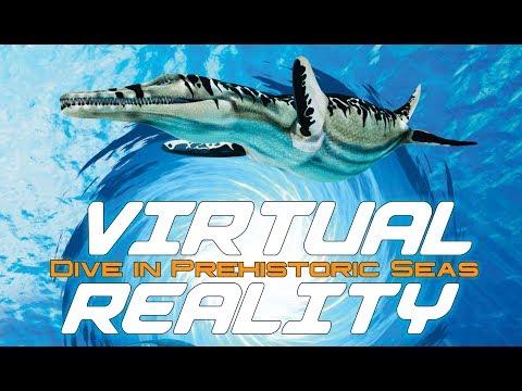 Georgia Aquarium, Virtual Reality: Dive in Prehistoric Seas