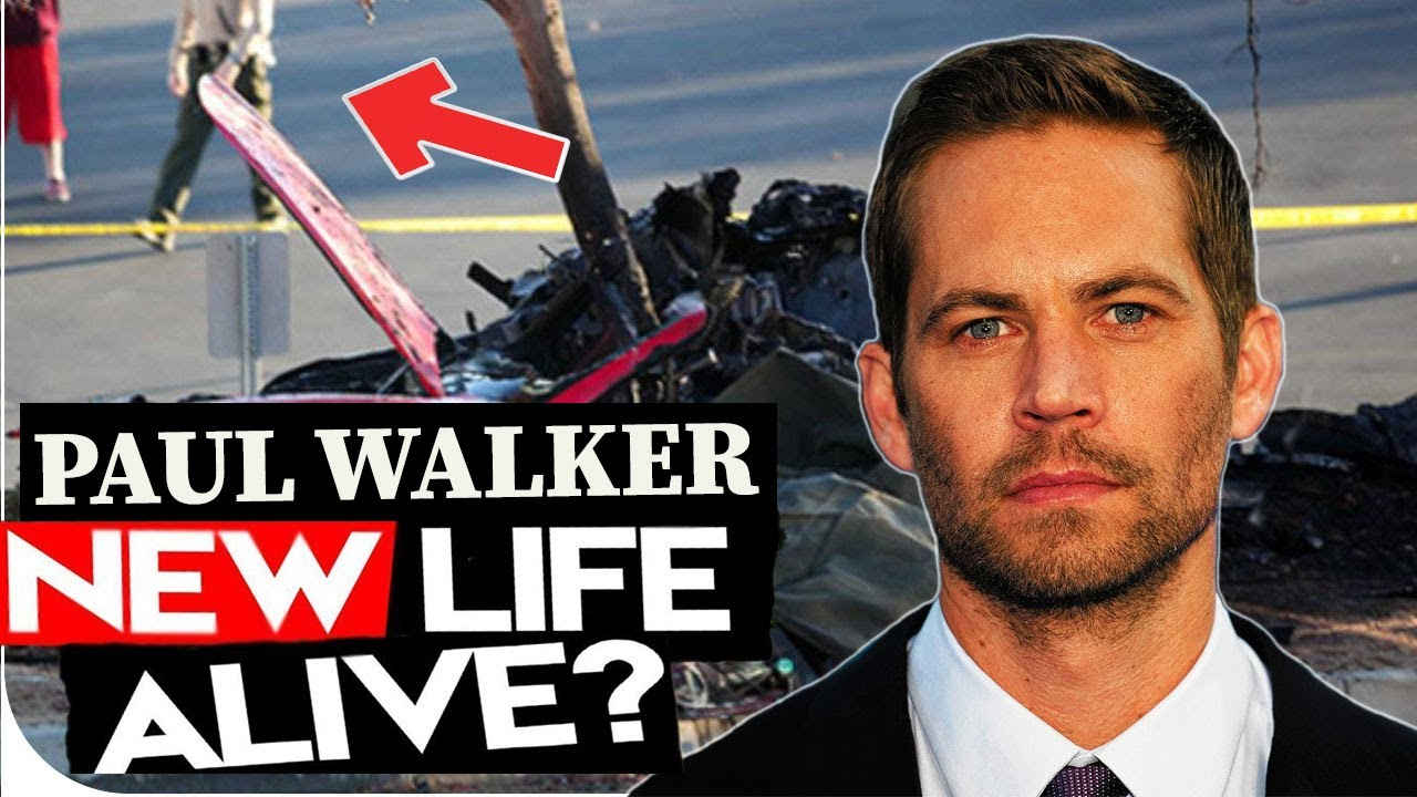 Paul Walker is ALIVE 2020 | Why he ESCAPED ? Will he COME BACK ? Secret Information 1