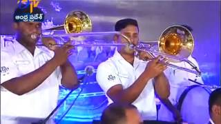 Navy Day Celebration: Navy Band Held in Vizag