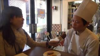 茨城放送 スクーピーレポート 「常陸太田市内のケーキ屋さん」