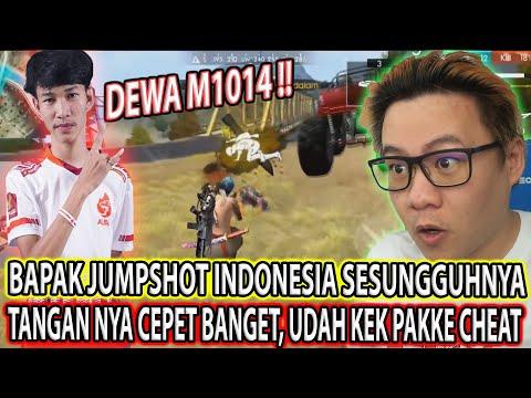DEWA M1014 INDONESIA - TANGAN NYA LINCAH BANGET, DIA MAEN FREE FIRE ATO HAGO SIH ?!!