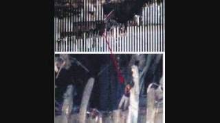 Woman in the WTC hole inferno (never seen before photos)