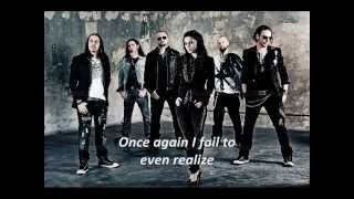 Lacuna Coil - Upside Down (with Lyrics)