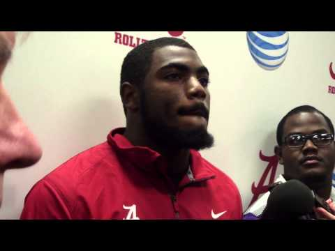 Landon Collins Interview with Tide 99.1 on 10-21-2013