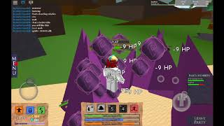 I SNEAK ATTACKED MY OWN PARTY MEMBER!!! (Roblox Elemental battlegrounds)
