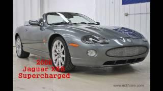 Supercharged Jaguar XKR Test Drive - TDWS