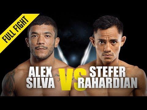 Alex Silva Vs. Stefer Rahardian | ONE Full Fight | August 2019