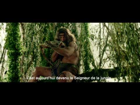 Il était une fois Tarzan... - Once upon a time Tarzan, Lord of the Jungle...