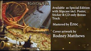 """ROXXCALIBUR """"Gems Of The NWOBHM"""" album trailer #2 HD"""