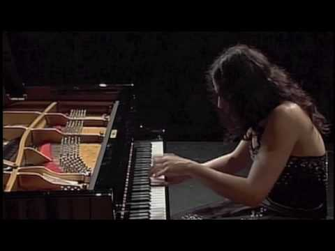 Martina Filjak  1st prize The Cleveland International Piano Competition 2009