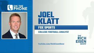 FOX Sports' Joel Klatt's NFL Draft Day 1 Recap & Day 2 Preview with Rich Eisen | Full Interview