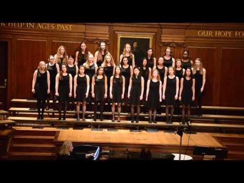 Winsor School Small Chorus - O Mio Babbino Caro