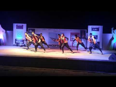 GOA UNIVERSITY DANCE PERFORMANCE :From junglee to desi tadka choreographed by Derrick Dsouza