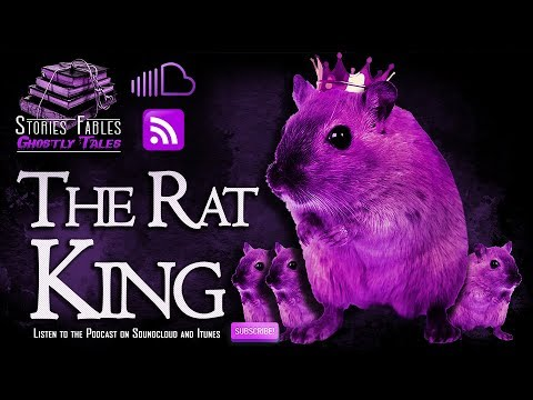 I Met the Rat King | Stories Fables Ghostly Tales | Creepypasta | Rat Creature