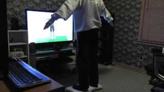 Wii Fit U: My Workout Routine