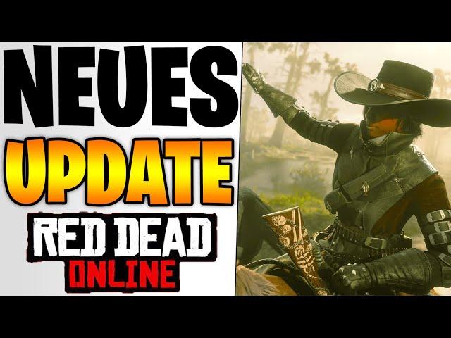 KOPFGELDJÄGER AUFGEPASST - Rockstar Geschenke, Rabatte & Geld Bonus   Red Dead 2 Online Update