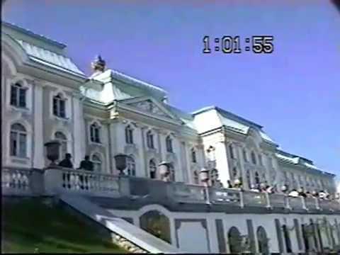 Baltics & Russia - part 4 - Russia St. Petersburg, Finland - Helsinki 1999