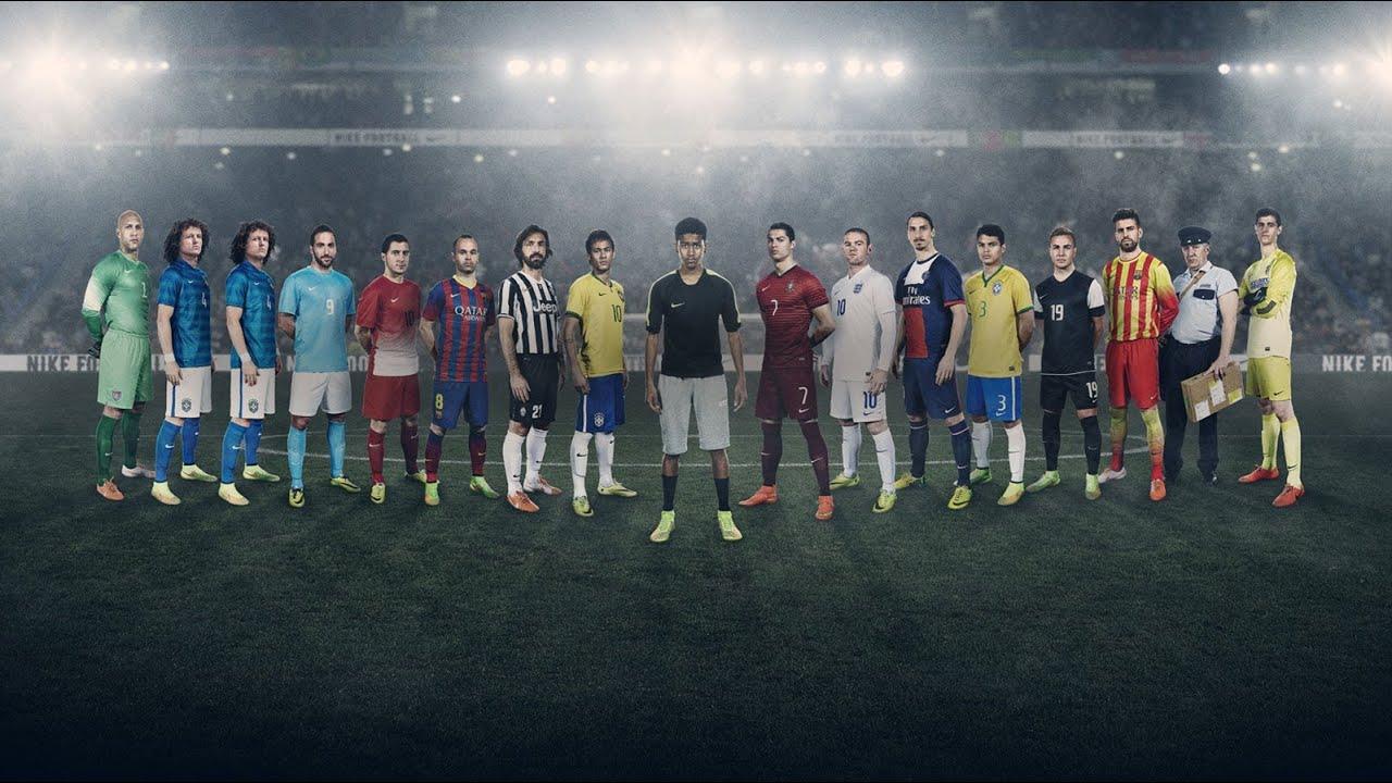 Nike Futebol | O Último Jogo HD - YouTube
