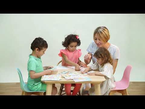 Poppik : des gommettes pour les tout-petits dès 2 ans