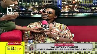 Gambar cover FRIDAY NIGHT LIVE - Cyril Kamikaze na Feza Kessy 'Couple' mpya