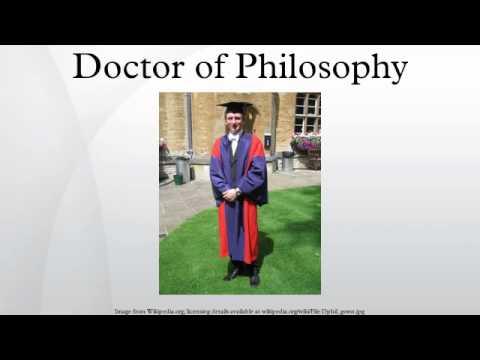 Doctor of Philosophy