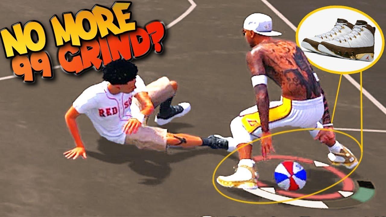 The 99 Grind MUST CHANGE In NBA 2K19 - NBA 2K18 Park 3v3