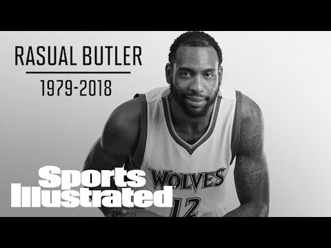 Former NBA Player Rasual Butler And Wife Killed In Car Crash | SI Wire | Sports Illustrated