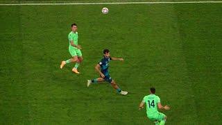 Zenit 1 1 SS Lazio Зенит 1 1 Лацио с трибуны Газпром Арены