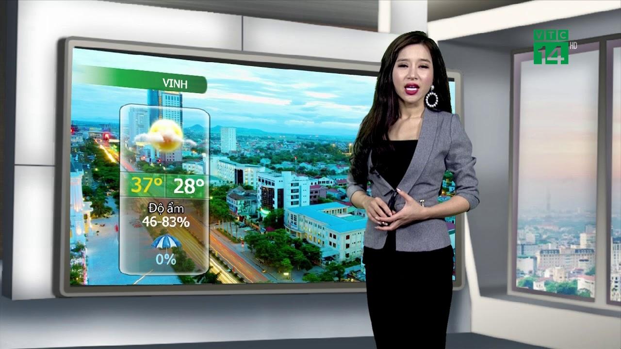 Thời tiết các thành phố lớn 24/04/2019: Hà Nội, Sài Gòn dịu mát hơn | VTC14