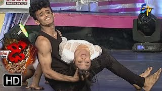 Sanketh and Priyanka Performance | Dhee Jodi | 31st  May 2017 | ETV Telugu