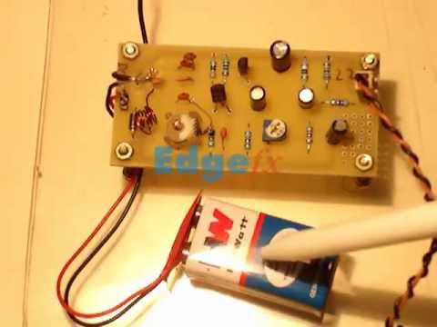 how to make a video transmitter