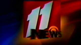 KTVT 11 News at Noon 1998 Open