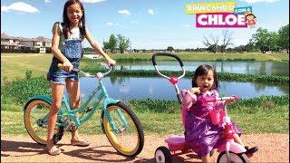 Download Video MINHA ROTINA DA TARDE DE SÁBADO!!! Passeando de Bicicleta!!! MP3 3GP MP4