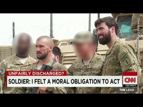 Green Beret discharged for beating Afghan commander