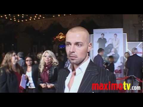 Joey Lawrence Interview at OLD DOGS Premiere